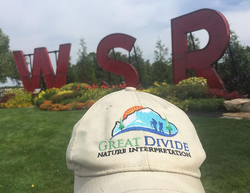 Great Divide baseball hat